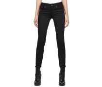 D-Staq 5-Pkt Mid Skinny Ita Superstretch - Jeans