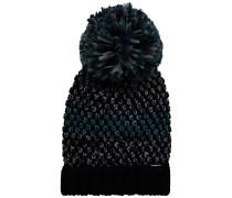 Crescent Wool Mix - Mütze - Schwarz