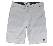 Crossfire X Faderade - Shorts - Grau