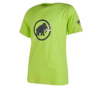 Logo - T-Shirt - Grün