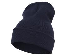 Heavyweight Long Mütze - Blau