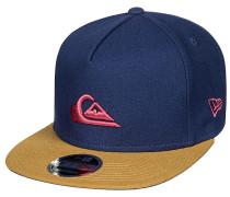 Stuckles - Snapback Cap - Blau