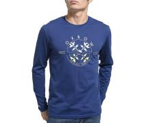 Topert - Langarmshirt - Blau