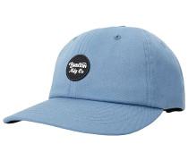 Wheeler Strapback Cap - Blau