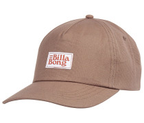 Wallride Snapback Cap - Beige