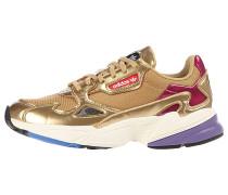 Falcon - Sneaker - Gold