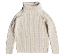 Bubbles Story - Strickpullover - Weiß