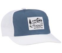 The Highland Trucker Cap - Weiß