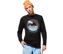 Palm Island - Sweatshirt - Schwarz