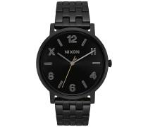 Porter - Uhr - Schwarz
