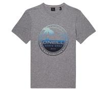 Palm Island - T-Shirt - Grau