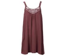 Ring - Kleid für Damen - Rot