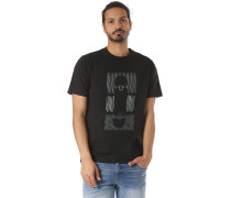 Bassett - T-Shirt - Schwarz
