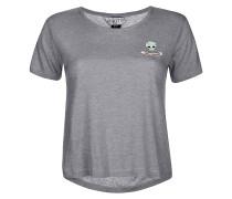 Neo Skull - T-Shirt - Grau