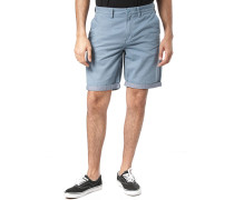 Authentic Cuff - Shorts - Blau