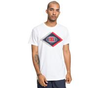 Co Defendant - T-Shirt - Weiß