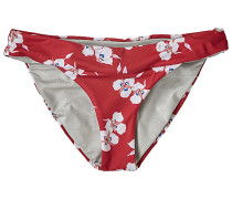 Nanogrip Nireta Bottoms - Bikini Hose - Rot