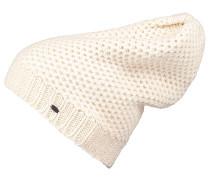 Cosy Wool Alpaca Mix - Mütze - Weiß