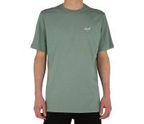 Small Script - T-Shirt - Grün