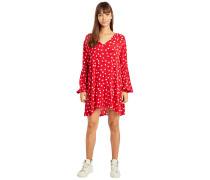 Beach Sun - Kleid - Rot