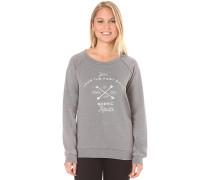 Heritage Crew - Sweatshirt - Grau