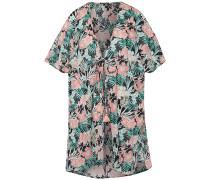 Strand-Tunika - Bluse - Mehrfarbig