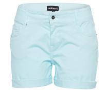 Bermuda-Shorts - Stoffhose - Blau