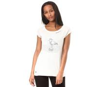 Sea Breeze Organic - T-Shirt - Weiß