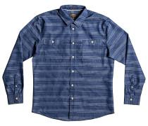 Bay Trip - Hemd - Blau