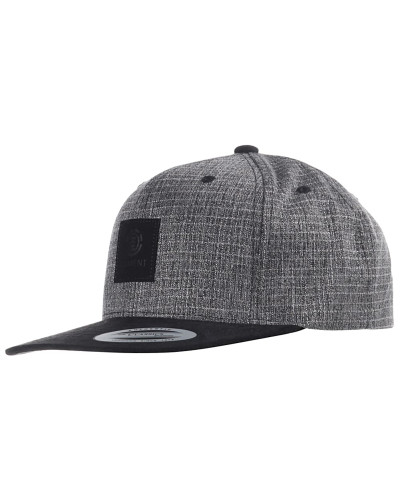 State II Snapback Cap - Schwarz