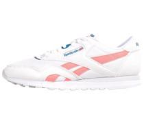 Classic Lthr Nylon - Sneaker - Weiß