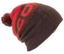 Global - Mütze - Rot