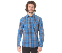 RC LSP Plaid - Hemd - Blau