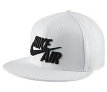 Air True Classic Snapback Cap - Weiß