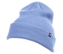 Standard Roll Up Mütze - Blau