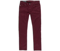E01 Color - Jeans - Rot