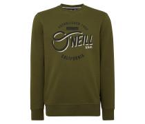 Mugu Cali Crew - Sweatshirt - Grün