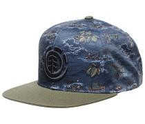 Knutsen A Snapback Cap - Blau
