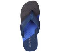 Imprint Punch - Sandalen - Blau