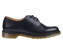 1461Pw Smooth 59 Last Fashion Schuhe - Schwarz