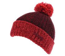 Impervious Pom Mütze - Rot