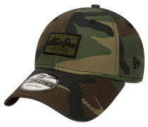 9Forty Script Patch Cap - Camouflage