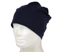 Jersey Mütze - Blau