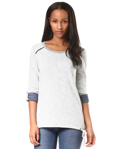 Jocelyn - Sweatshirt - Blau