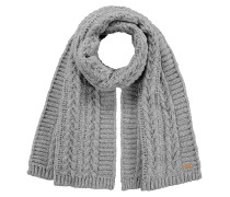 Anemone - Schal - Grau