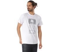 Bassett - T-Shirt - Weiß