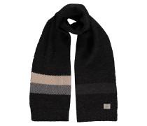 Snowset Wool Mix - Schal - Schwarz