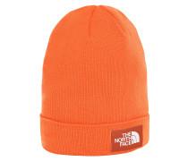 Dock Worker Recycled Mütze - Orange