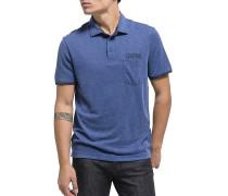 Naevi - Polohemd - Blau