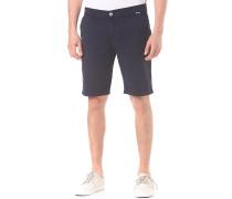 Port Slim 2 - Chino Shorts - Blau